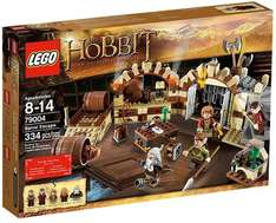 LEGO Der Hobbit 79004 Die große Flucht für 39,98€ bei Toys'R'us