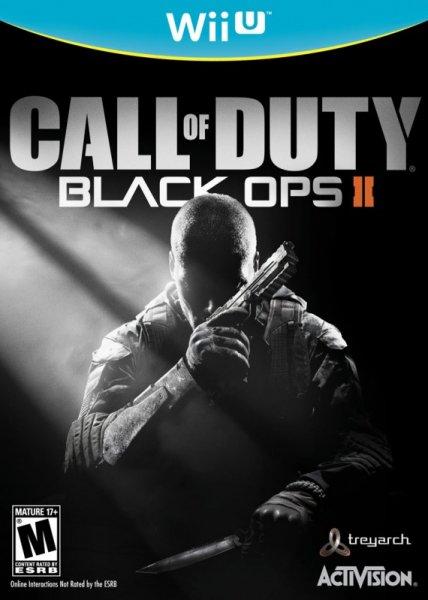 [LOKAL] [WII U] Call of Duty Black Ops 2 100% Uncut