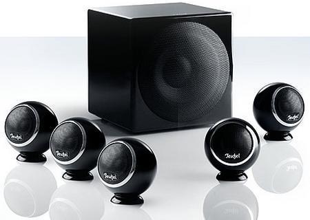 5.1-Lautsprechersystem Teufel Motiv 3 für 333 Euro VSK frei!