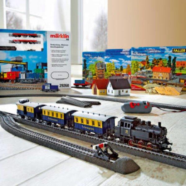 Märklin Eisenbahn Starter-Set bei Aldi Nord für 99,99