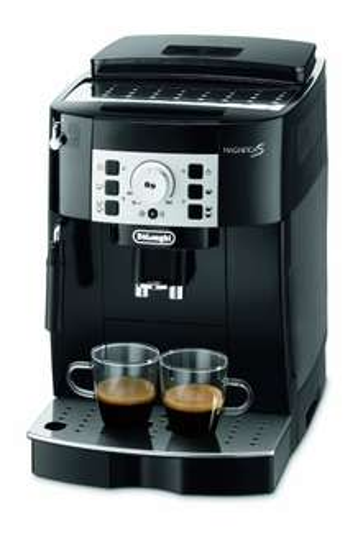 DeLonghi ECAM 22110B Kaffee-Vollautomat glossy black für 249€