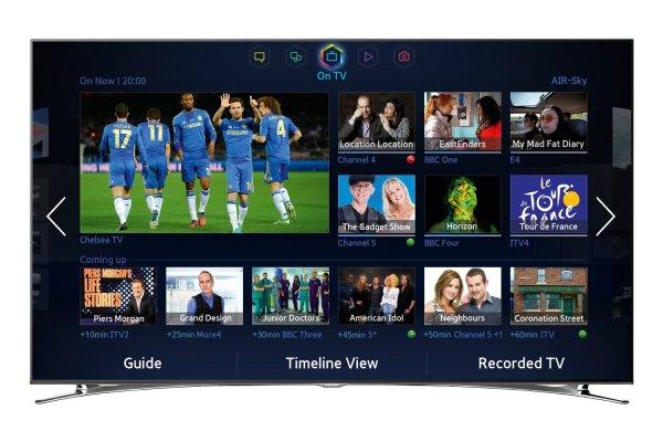 [Amazon.de] Samsung UE55F8000 140cm (55 Zoll) 3D LED-Backlight-Fernseher