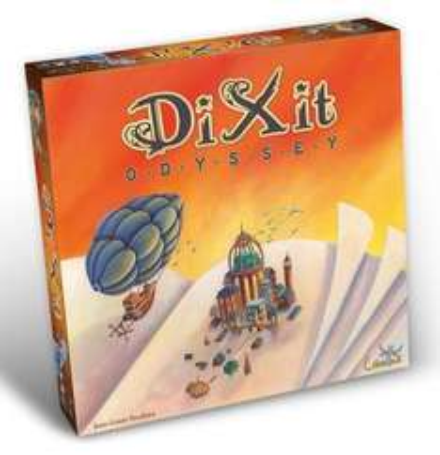 Dixit Odyssey und 2. Erweiterung für 23,93 Euro [myToys] [Neukunden!!]