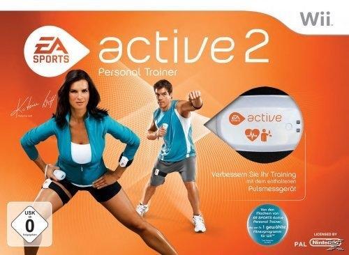 EA Sports Active 2 [Wii] für ca. 15,59€ @ zavvi