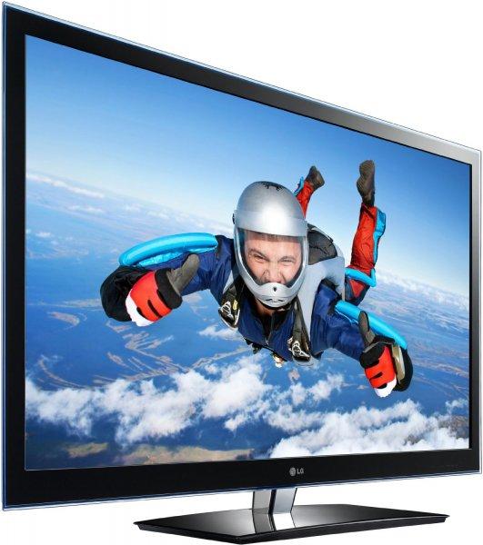 Amazon WHD - LG 47LW4500 119 cm (47 Zoll) Cinema 3D LED-Backlight-Fernseher, EEK A (Full-HD, 400Hz, DVB-T, DVB-C, CI+) schwarz