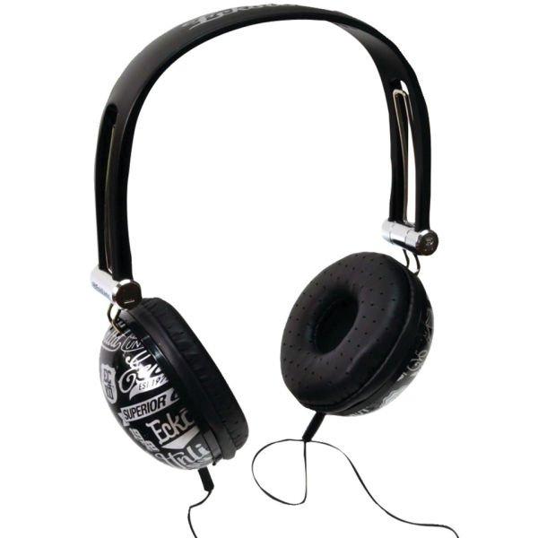 "ECKO Unlimited Kopfhörer mit Micro ""Impact  inc Mic"" - schwarz oder rot (@ the hut)"