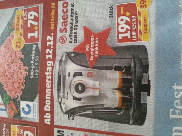 Odea Go grey Kaffeevollautomat
