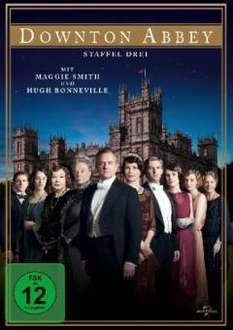 Downtown Abbey Staffel 3 nur 17,99 Euro