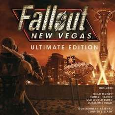 (UK) Fallout: New Vegas Ultimate Edition für 4,99€ @ getgamesgo