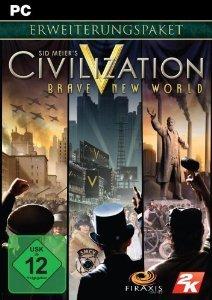 Amazon.de Download Sid Meier's Civilization V - Brave New World (Add-On)