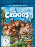 Die Croods 3D (Real 3D + 2D + DVD) @ Cede.de