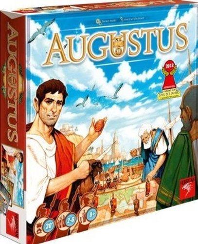 Hurrican  - Augustus  für 17,99€ (Neukunden für 15,99€) inkl. Versand (Idealo 21,99)