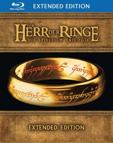[Amazon] Der Herr der Ringe - Die Spielfilm Trilogie (Extended Edition) [Blu-ray] !!PREISUPDATE!!