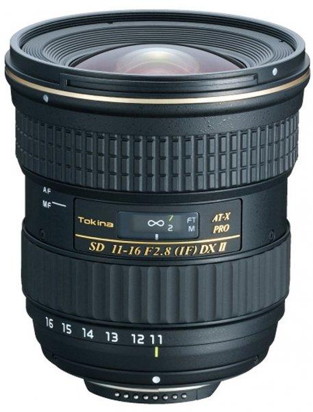 Tokina Objektiv AT-X Pro 11-16mm 2.8 DX II (für Nikon und Canon APS-C) - NUR 09.12.13
