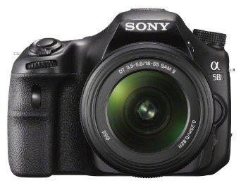 Sony SLT alpha A 58