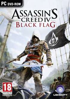 Assassin's Creed 4 Black Flag Special Edition PC Key [Uplay]