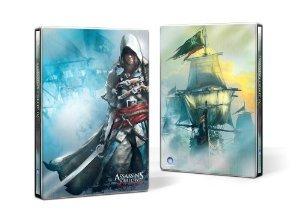 Assassin's Creed 4: Black Flag - Special Edition: Gratis Steelbook und Pre-Order-Box