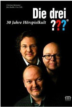 """Für ???-Fans: Buch """"Die drei ???: 30 Jahre Hörspielkult"""" für 8,49€ inkl. VSK"""
