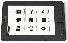 """TrekStor Pyrus eBook Reader 6"""" Display 4GB für 24,99€ [gebraucht, Zustand Gut / 12 Monate Gewährleistung]"""