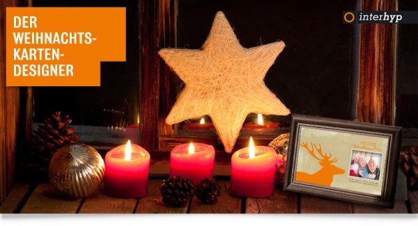 1 Euro an SOS-Kinderdorf e.V. spenden durch das Designen einer Online Weihnachtskarte