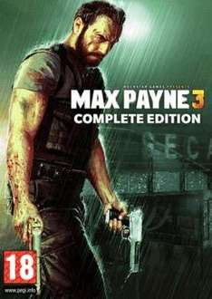 [Steam] MaxPayne 3 Complete Edition @game.co.uk