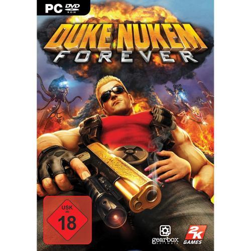 Duke Nukem forever PC mit Shirt für 35 EUR