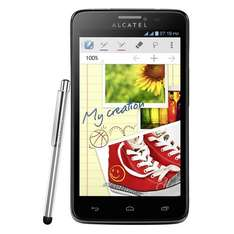 "Alcatel One Touch Scribe Easy - 8000D für 169,- € (5"" Android Phablet bei REAL)"