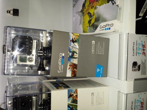 [Medimax Riesa] GoPro Hero 3 für 199€