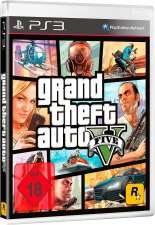 [Media Markt Online] GTA 5 - Grand Theft Auto V für PS3 | VSK-frei 47€