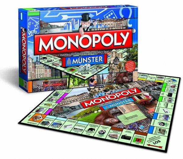 Monopoly Cityedition Münster mit 10% Rabatt! / scheint auch für alle anderen Städte zu gelten!