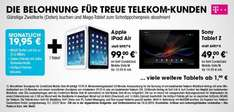 [Bestandskunden] Telekom Combi Card mobile Data M inkl. iPad Air cellular 99€