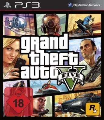 GTA V (5) PS3/XBOX für 47€ auf [Amazon.de]