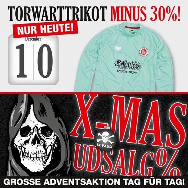 FC St. Pauli Torwarttrikot -30%