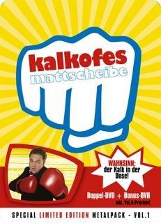 DVDs für je 5 €: Kalkofes Mattscheibe 1-3 im Metalpak / Kalkofes wunderbare Welt des Sports