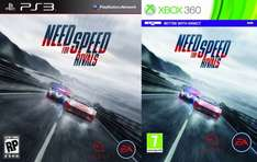 XBox360/PS3 - Need For Speed: Rivals für €28,67 [@Zavvi.com]