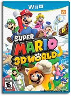 Super Mario 3D World - 38,65 € / Zelda Wind Waker 36,24 € und andere WiiU Games