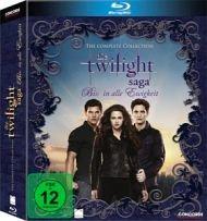 (bücher.de) Die Twilight Saga - Bis(S) In Alle Ewigkeit - Blu-Ray für 30,99€