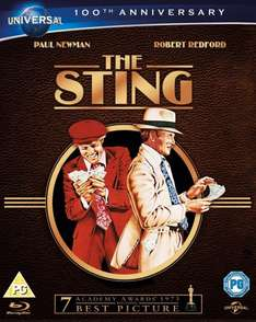 Blu-ray - The Sting (Der Clou) Universal 100th Anniversary Edition für €6,56 [@Wowhd.co.uk]