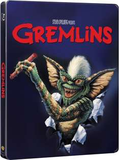 Gremlins Limited Edition (Blu-ray) Steelbook für 12€ @Zavvi