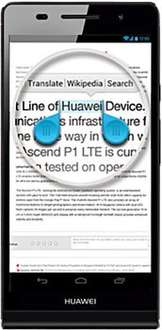 [o2] Huawei Ascend P6 + o2 Blue Basic