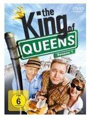 The King of Queens (DVD) Staffeln 1-3 für je 5€ @Saturn
