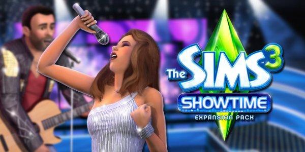 Sims 3 Showtime bei origin