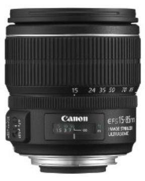 Canon EF-S 15-85mm IS USM 539,95€ @ Amazon Blitzangebote