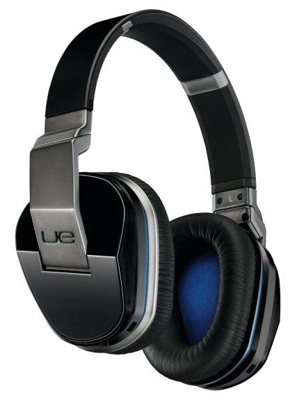 Logitech UE 9000 Kopfhörer Bluetooth, geschlossene Bauform, Noise Cancelation