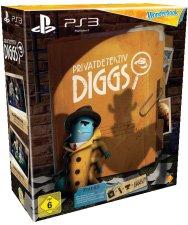 [Media Markt Online] Wonderbook: Privatdetektiv Diggs inkl. Move-Motion-Controller + Camera (PlayStation Move Starter-Pack) | 35€