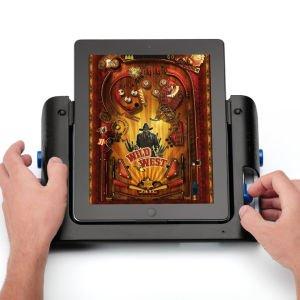 Flipper Aufsatz für iPad/iPod/iPhone - DUO PINBALL CONTROLLER - für ca. 13€