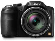 Panasonic Lumix DMC-LZ30E-K Bridge-Kamera für ca. 114,49 Euro bei amazon.co.uk