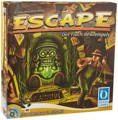 Escape - Der Fluch des Tempels - kooperatives Gesellschaftsspiel, 21,99€ [Amazon-Adventskalender]