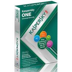Kaspersky ONE Universal Security [3 Lizenzen]