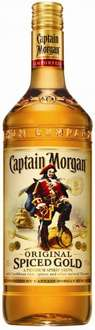 Captain Morgan Spiced Gold 1,5L für 16,99€ @tegut